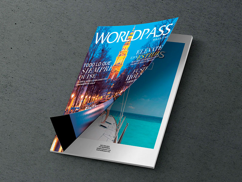 WORLDPASS Magazine
