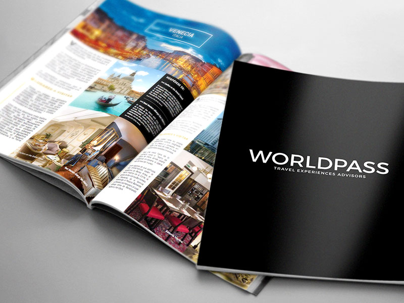 WORLDPASS Book