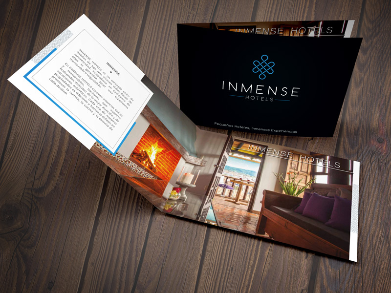 Inmense Brochure