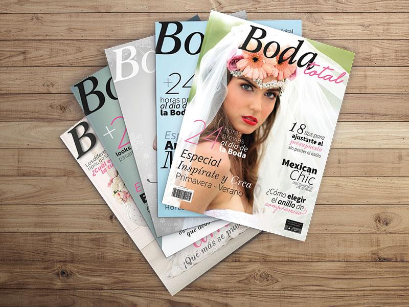 Boda Total Magazine